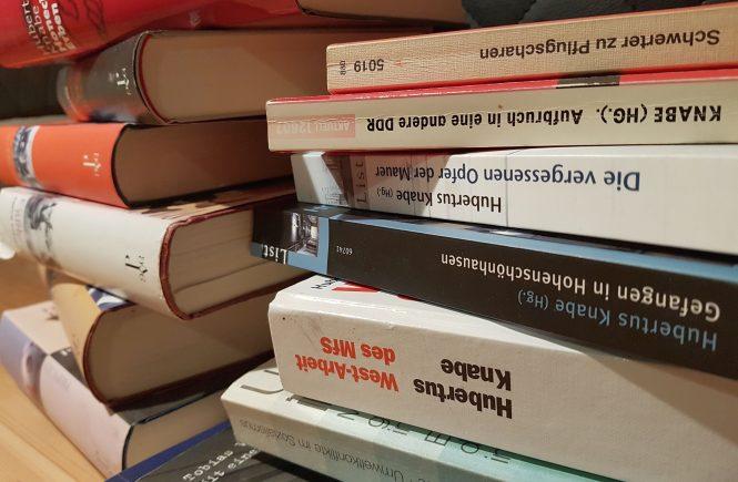 Bücher von Dr. Hubertus Knabe
