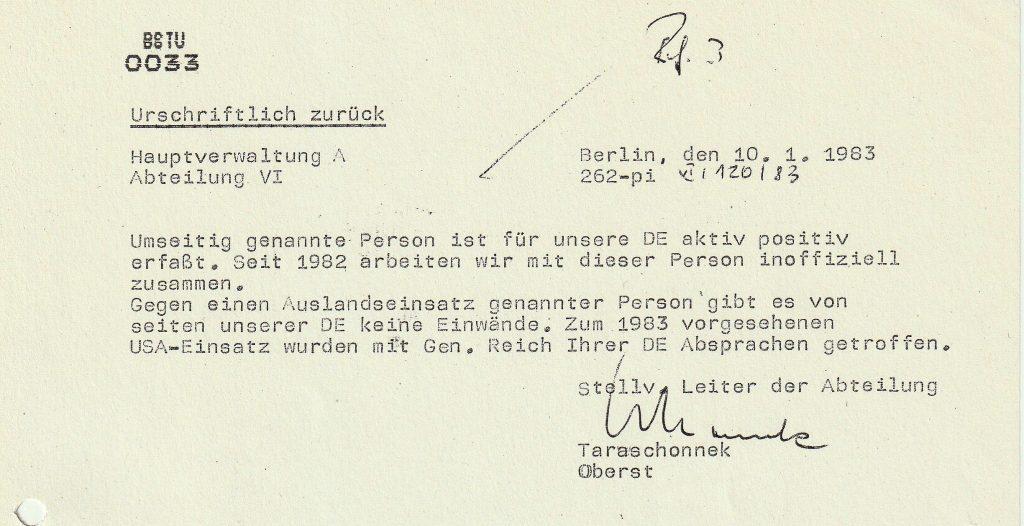 Stasi Kinder Von Mitarbeitern Ergrunden Die 10