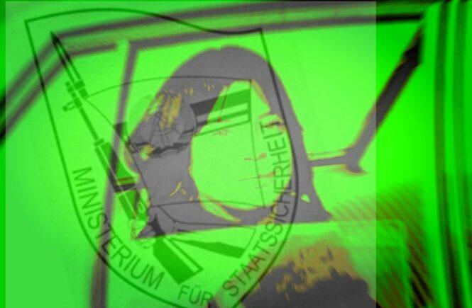 Die grüne Agentin
