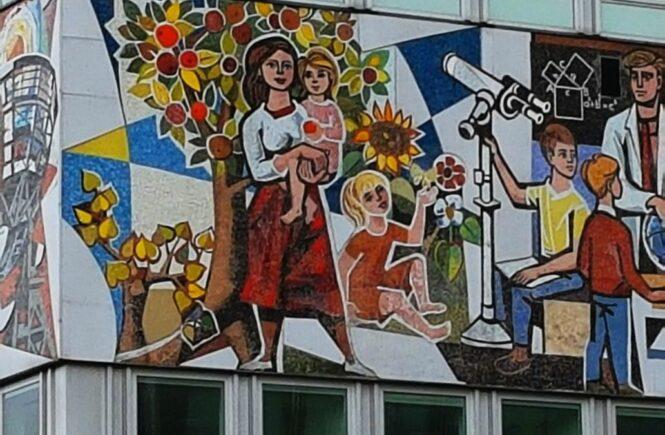 005 Frauen in der DDR