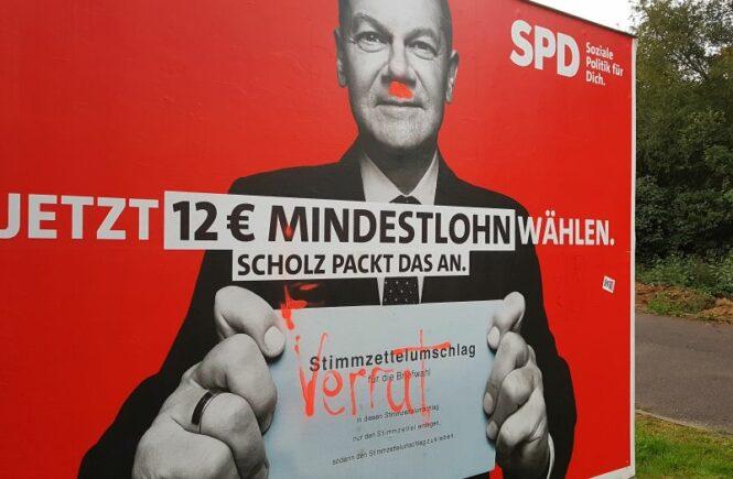 Herr Scholz und die NATO
